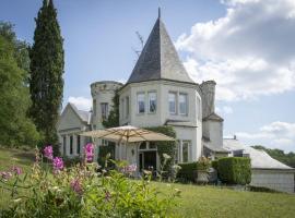 Chambres d'Hôtes Manoir de Montecler, Chènehutte-les-Tuffeaux