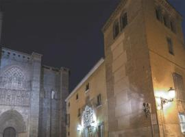 Palacio Valderrabanos, Avila
