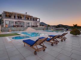 Villas Anemomilos, Agia Pelagia