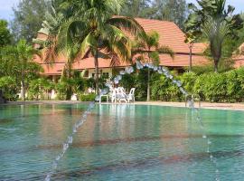 Rompin Beach Resort, Kuala Rompin