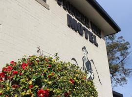 The Pioneer Way Motel, Springwood