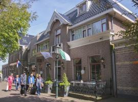 Loods Hotel Vlieland, Oost-Vlieland