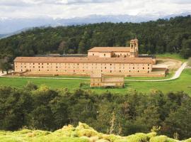 Hospederia Monasterio San Juan de la Peña, San Juan de la Pena