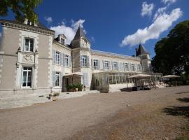 Chateau de laloin, Suèvres