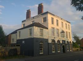 The Railway Hotel, Evesham