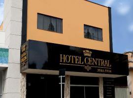 Hotel Central, Porto Ferreira