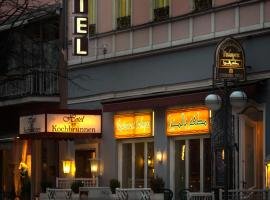 Hotel am Kochbrunnen