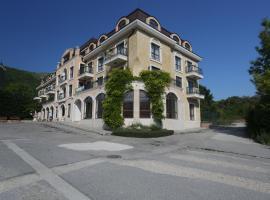 Villa Allegra, Kavarna