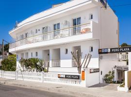 Hotel Mix Peru Playa, Playa de Palma