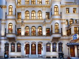 Best Western Amber Hotel, Istanbul