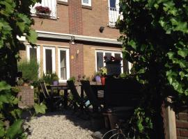 Casa Bruti, Scheveningen
