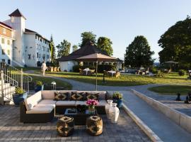 Klækken Hotel, Hønefoss