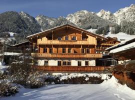Wellnessappartements Margit, Alpbach