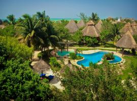 Villas Delfines, جزيرة هول بوكس