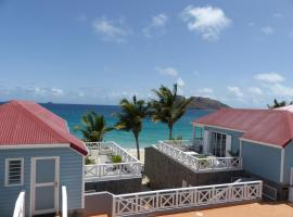 Hotel Baie des Anges, Gustavia