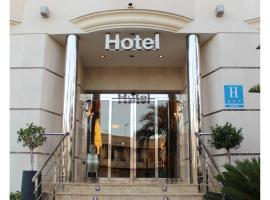 Hotel El Trebol, Carboneras