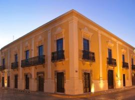Hotel Plaza Colonial, Campeche