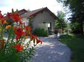 Chalet Rocamadour, Lanzac