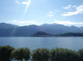 Luxury Lake View Apartment Cadenabbia, Griante Cadenabbia