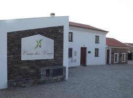 Casa Dos Xarês, Rosmaninhal