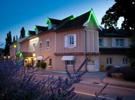 Le Relais de Farrou, Villefranche-de-Rouergue