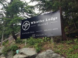 Whistler Lodge Hostel, Whistler