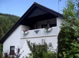 Ferienwohnung Eifelträume, Leimbach