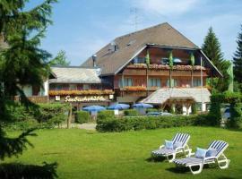 Hotel Garni Seebachstüble, Titisee-Neustadt