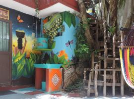 Hostel Wonderous World, Playa del Carmen