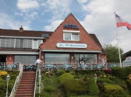 Hotel Waffenschmiede, 키엘