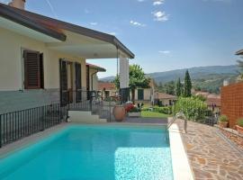 Villa Pratovecchio, Pratovecchio