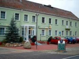 Hotel & Restaurant Zur Alten Schule, Zauchwitz