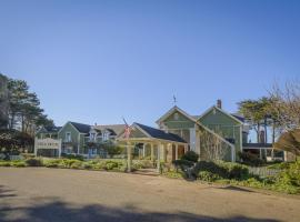 Hill House Inn, Mendocino