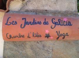 Les Jardins De Galicia, Sète