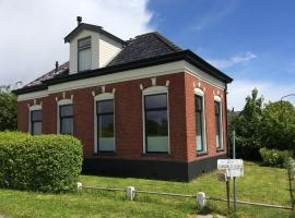 Holiday Home Het Wad, Pieterburen