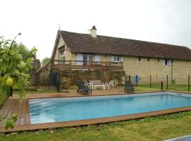 Holiday Home La Metairie Basse, Parisot