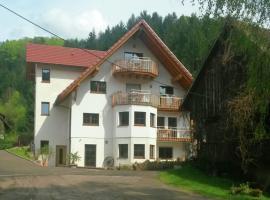 Apartment Schwarzwald, Gutach