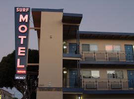 Surf Motel, San Francisco