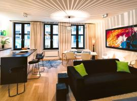 Charles Home - Grand Place Aparthotel, Brussels