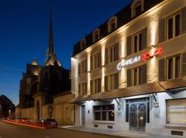 Hostellerie Du Chapeau Rouge, Dijon