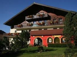 Pension Edelweiss, Sankt Martin am Tennengebirge