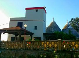I Trulli Di Lucy, Santa Lucia