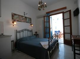 Studios Bourgos I, Naxos Chora