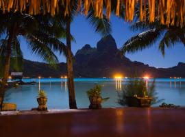Eden Beach Hotel Bora Bora, Motu Tape