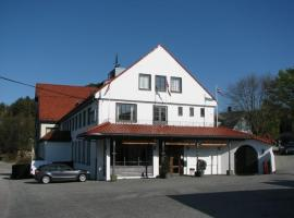 Bømlo Hotel, Rubbestadneset