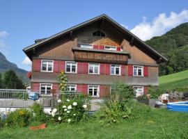 Mühlehof-Ennemoser, Schnepfau