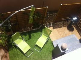 Jardins Du Soleil, Valras-Plage