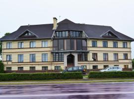 Hotel Dianda, Jelgava