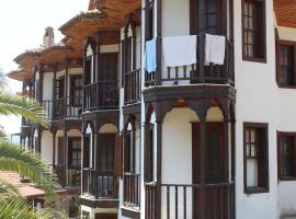 Orkide Apart Hotel, Akyaka