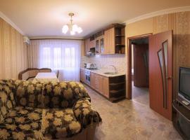 Almaport apartments, Pervomayskīy